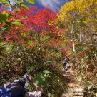 Autumn in Hida mountains