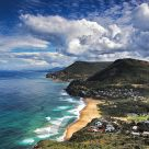 South from Stanwell Tops