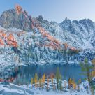 Lake Viviane, Lower Enchantments