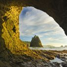 Hole in the Wall, Rialto Beach