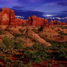 Garden of Eden - Arches National Park