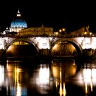 Tiber and St. Peter's
