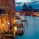 Dawn at the Grand Canal