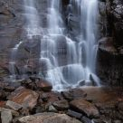 Hickory Nut Falls, Chimney Rock State Park