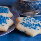 Chanukah Cookies and Tea
