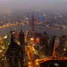 Shanghai from the top