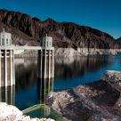 water intakes at the Hoover Dam