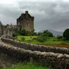 The most popular castle in Scotland