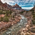Virgin River and Watchman