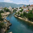 River to Mostar