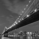Manhattan Bridge Starbursts