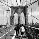 Walk on Brooklyn Bridge
