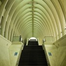Guillemins - Pseudo Cathedral