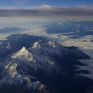 Great mountain(Aerial Photography)