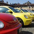 VW New Beetle convention