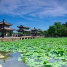 Chengde  Summer Resort  Shuixinxie