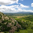 Gordes and land