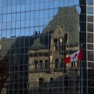 Old Town Hall Reflection