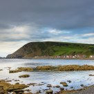The village of Crovie, Aberdeenshire - Scotland