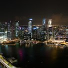 Marina Bay Nightview