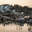 Yaquina Bay Morning