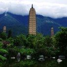 three towers temple