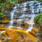 Junction Falls, Blue Mountains