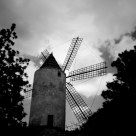 ...the old mill...