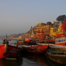 In the Ganges