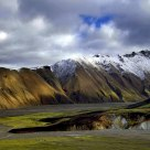 View from Landmannalaugar