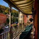 View from The Inn at Jim Thorpe #a4551