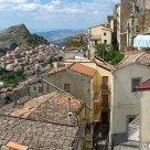 Troina, a little town in Sicily