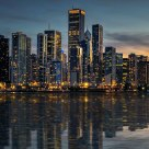 Chicago Reflection
