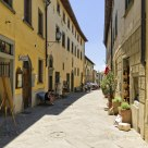 Streets of Caastellina-in-Chianti